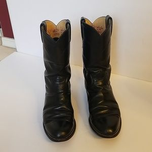 Justin Ladies Boots Size 7.5